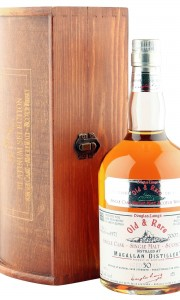 Macallan 1977 30 Year Old, Douglas Laing's Old & Rare 2007 Bottling