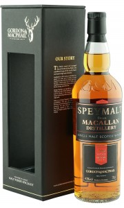 Macallan 1980 Vintage Speymalt, Gordon & MacPhail 2013 Bottling