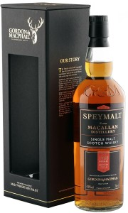 Macallan 1988 Vintage Speymalt, Gordon & MacPhail 2016 Bottling