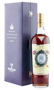 Macallan Diamond Jubilee, 2012 Bottling with Presentation Case