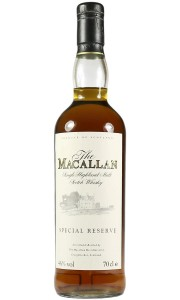 Macallan Special Reserve, Nineties Bottling