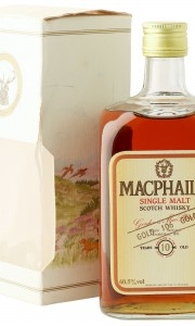 MacPhail's 10 Year Old, Gold 106 Bottling with Box