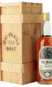 MacPhail's 1950 36 Year Old, Gordon & MacPhail Bottling with Box