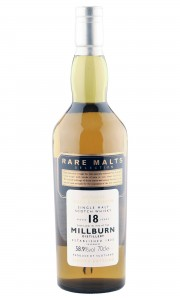 Millburn 1975 18 Year Old, Rare Malts Selection, 58.9% ABV