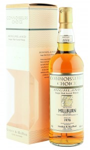 Millburn 1976, Gordon & MacPhail Connoisseurs Choice 2004 Bottling