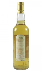 Springbank 1978 19 Year Old, Murray McDavid 1997 Bottling