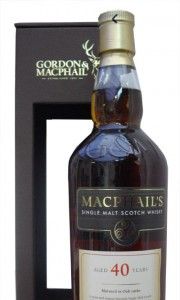 MacPhail's 40 Year Old Single malt Whisky