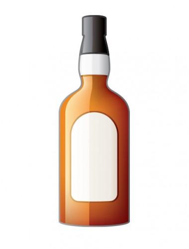 Crown Royal Bottled 1965